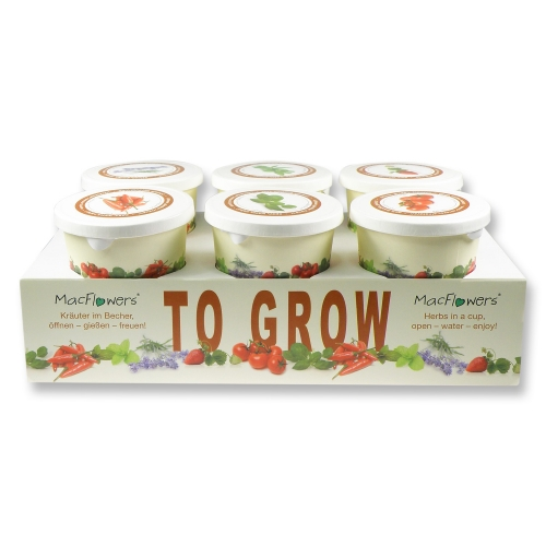 TO GROW Cherry Tomate