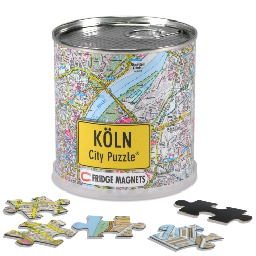 City Puzzle Magnets Köln